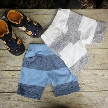 夏にとってもとっても重宝する薄手の綿ズボンです。