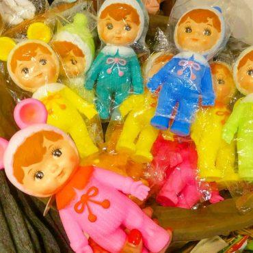 なかよしチャーミー 日本の葛飾で生まれ育ったお人形さんです。