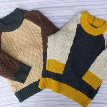 あっという間の涼しい気温。嬉しいです。セーターの季節になりました。