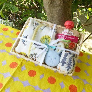 ギフト提案です☆ ORGANIC baby food Baby bioパッケージも可愛いのでギフトとして映えます❗