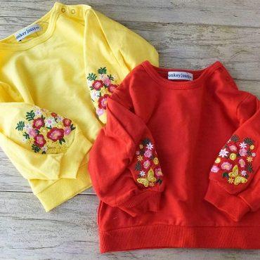 春物ですが明るい色合いのお洋服は冬にも着たいです。