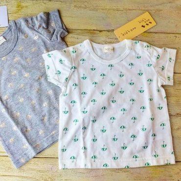 Kidszoo傘Tシャツ。